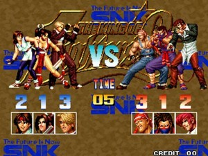 The King of Fighters 953