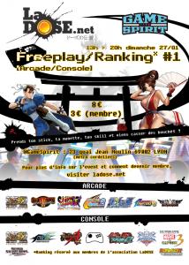 LaDOSE.net - Ranking #1