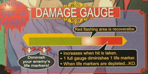 damage gauge