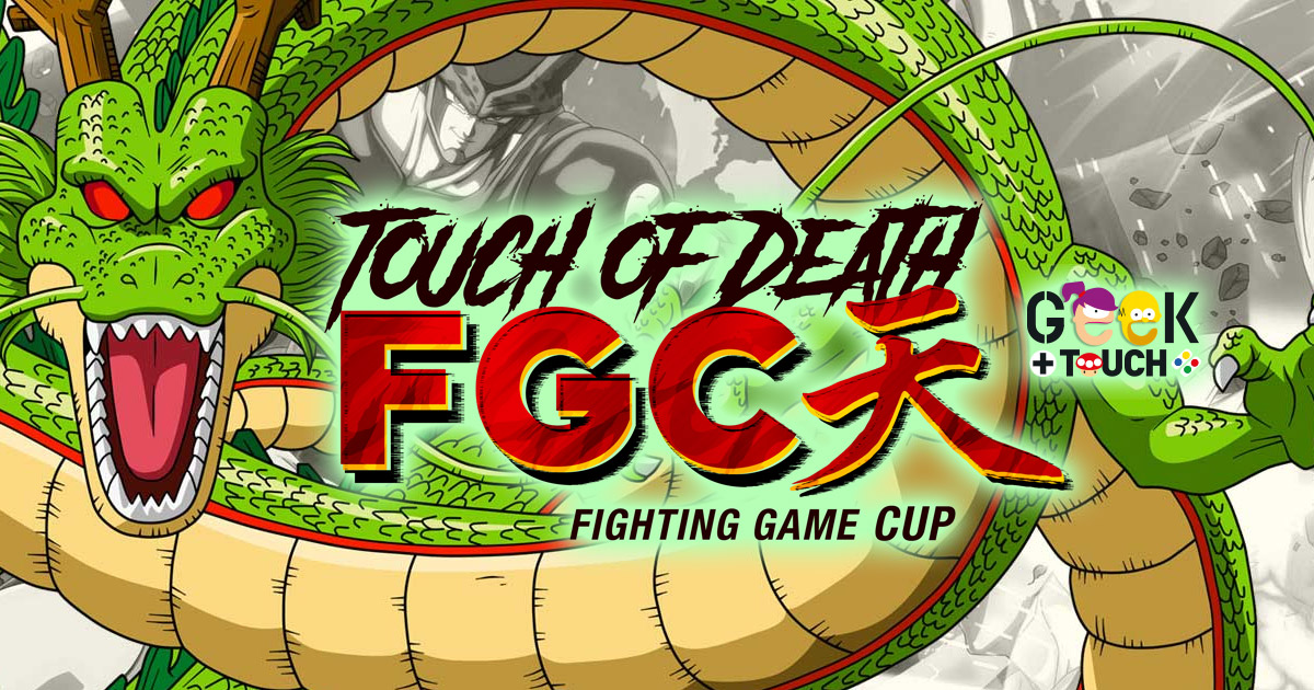 Touch of Death FGC - 7&8 avril 2018