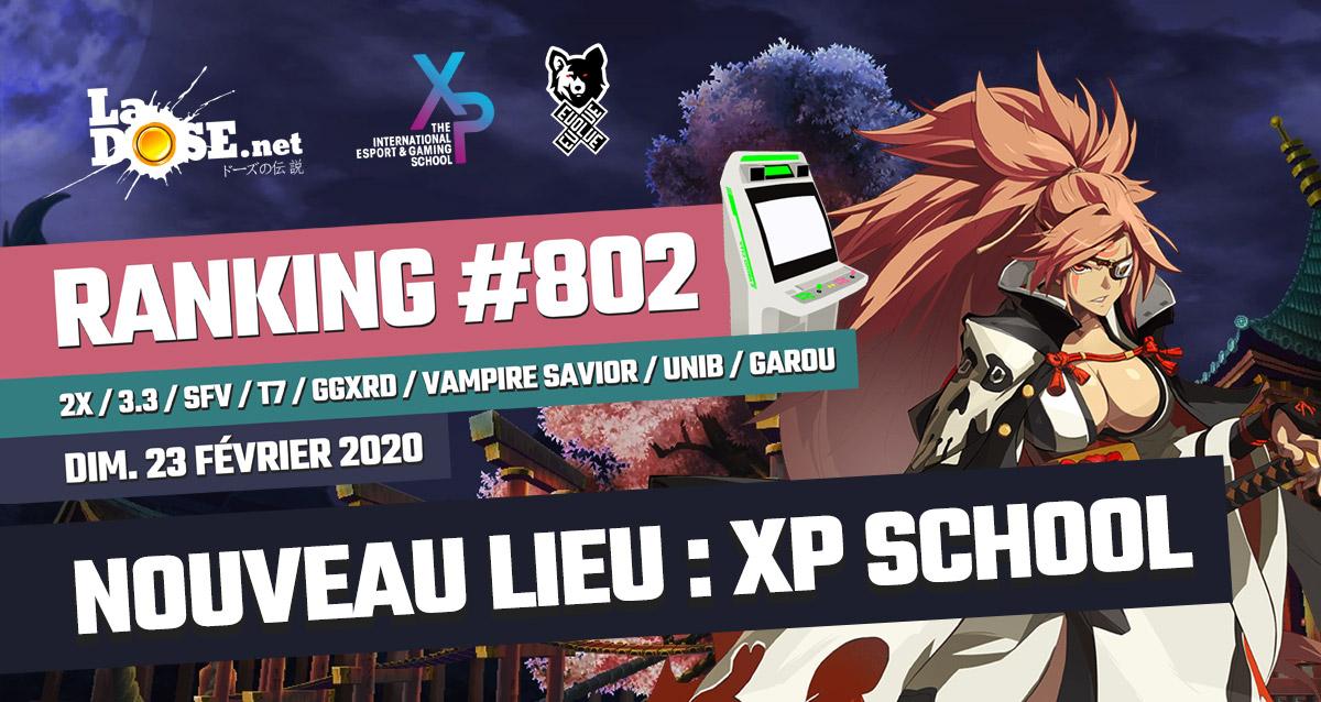 Ranking #802