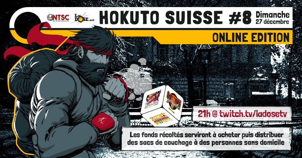 Hokuto Suisse #8 - Online Edition